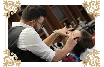 Services offered at the Groom Room Barber Shop